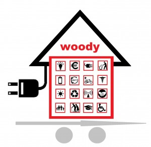 Woody all icons